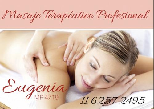 masajes drenaje linfático terapeuta profesional solo mujeres