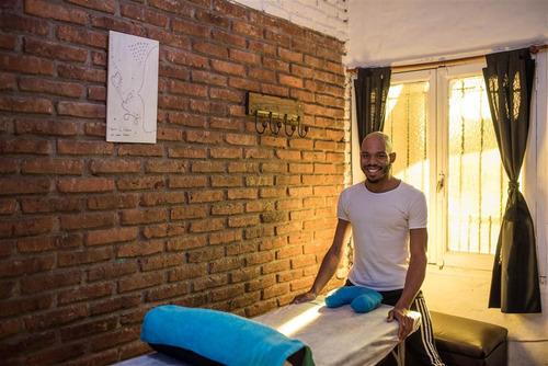 masajes en don torcuato, zona norte.  masajista masculino