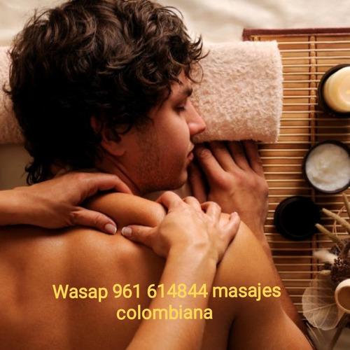 masajes en huancayo experta masajista