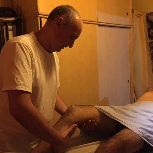 masajes manuales p/hombres.