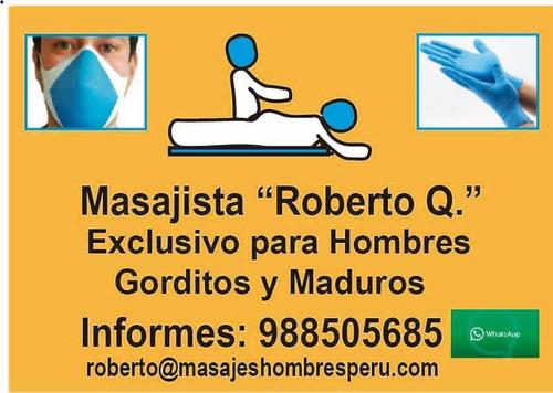 masajes para hombres gorditos y maduros,,relajantes,anti,etc