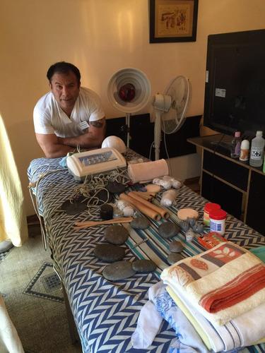 masajes para hombres y mujeres (domicilio y gabinete)