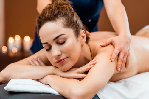 masajes  para mujeres a domicilio $45.000