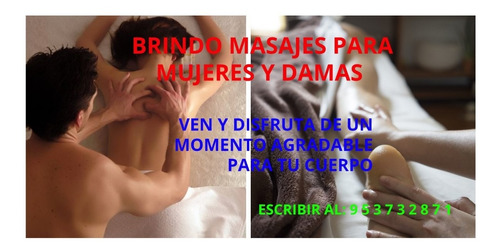 masajes para mujeres y damas hola soy bryan