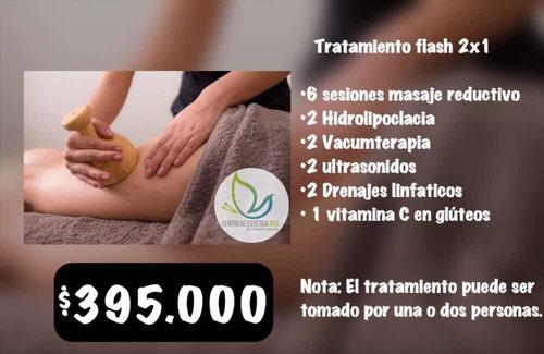 masajes reductores