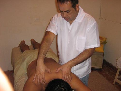 masajes relajantes antiestres descontracturantes lince