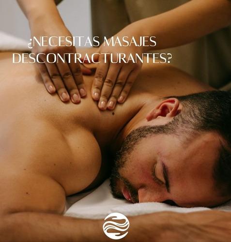 masajes relajantes chorrillos