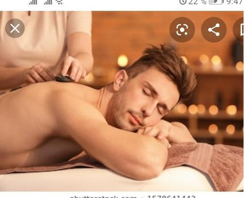 masajes relajantes corporales, fioterapias, depilación