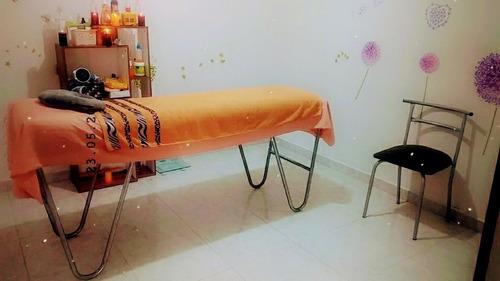 masajes relajantes / depilaciones / masajes reductivos