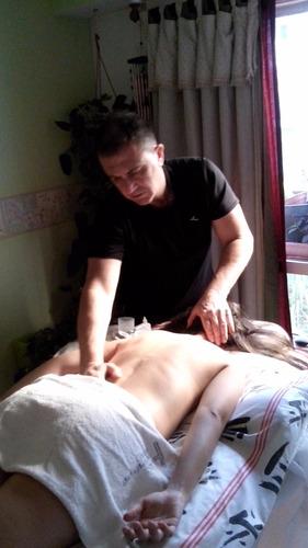 masajes relajantes deportivos descontracturantes antiestres