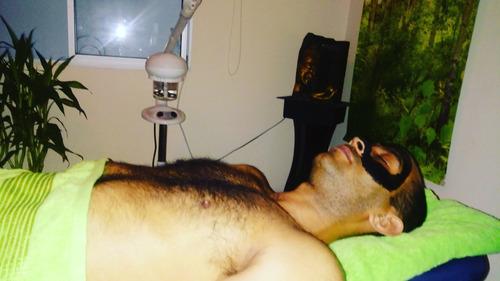 masajes relajantes domicilios y sede