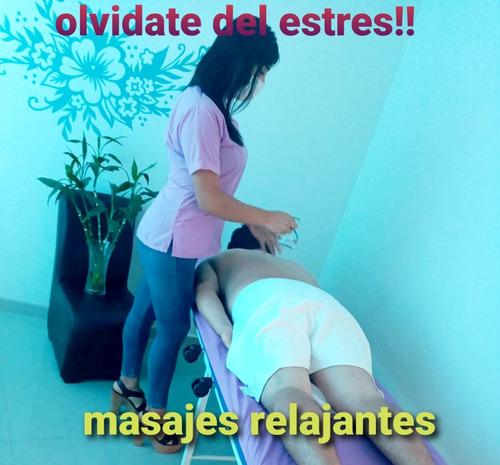 masajes relajantes la molina