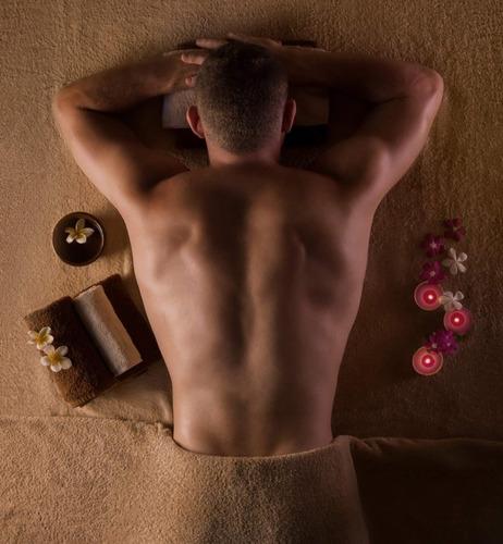 masajes relajantes para hombres a domicilio