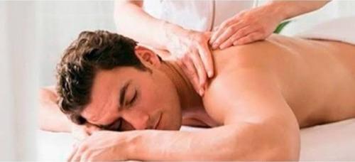 masajes relajantes profesionales
