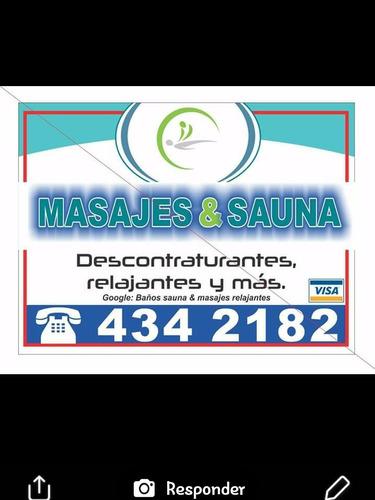 masajes sensitivos promociones 5 seciones x s/150  chihuan