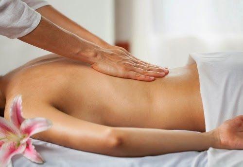 masajes terapeuticos a domicilio.