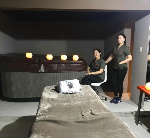 masajes terapéuticos, descontracturante,modelador, reductor