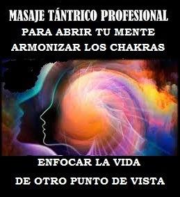 masajes terapéuticos tantrico