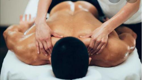 masajes terapéuticos y de recuperación muscular