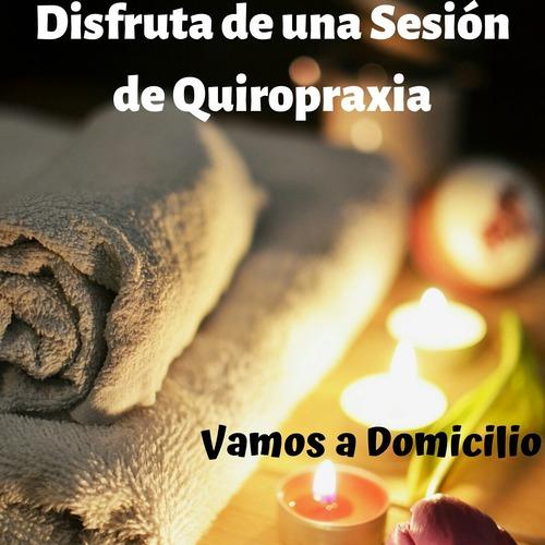 masajes terapéuticos y quiropraxia china