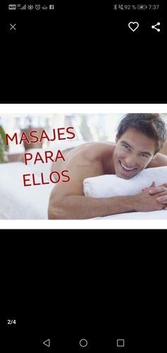 masajes y depilaciones para caballeros