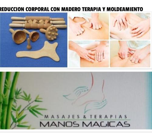 masajes y terapias a domicilio en paratebueno y maya