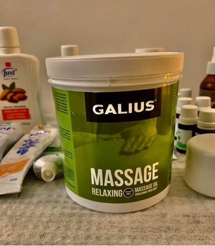 masajes y terapias (solo para damas) s/. 35
