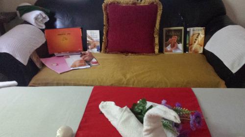 masajes y tratamientos