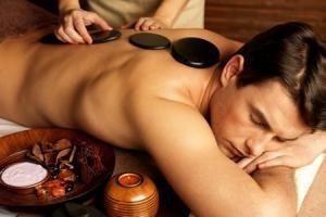 masajista diplomado, relajantes, descontracturantes, piedras