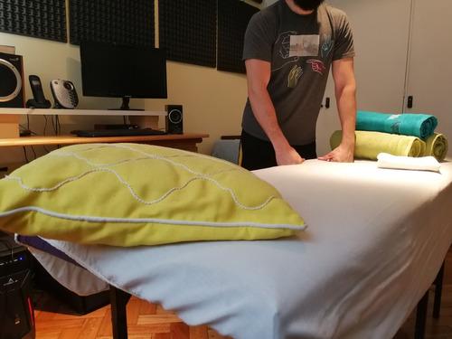 masajista masculino