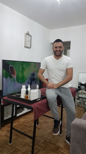 masajista masculino profesional