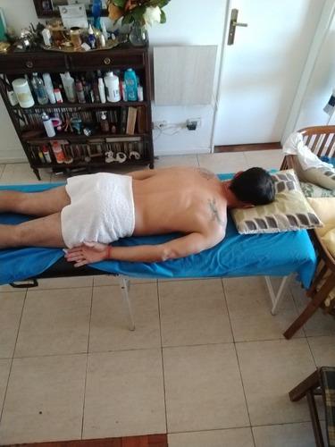 masajista profesional