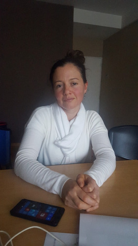 masajista profesional / aux. kinesiologia
