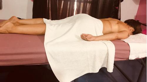 masajista profesional - gabinete