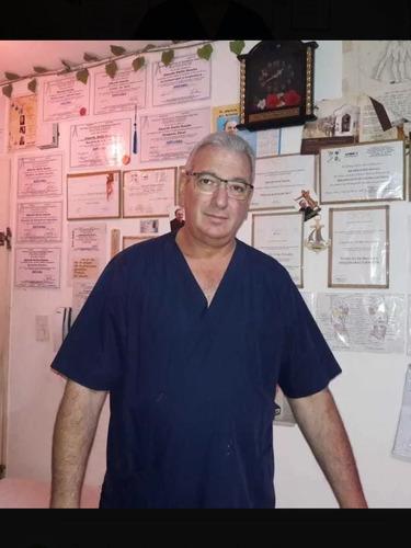 masajista profesional masculino zona boedo y san cristobal