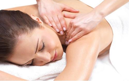 masajista profesional matriculada -femenina-
