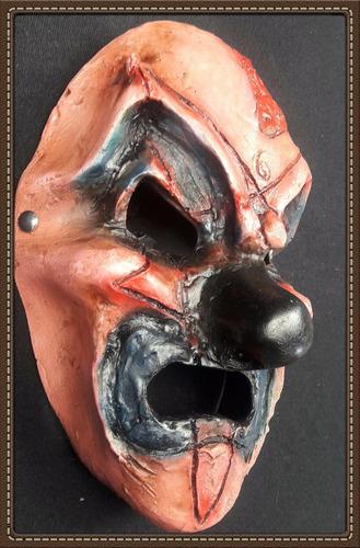 masca slipknot iowa (shawn), mascara halloween, disfraz