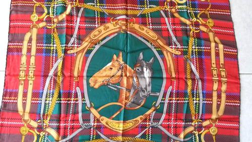 mascada de caballos disenada por manolo borromeo envio grati
