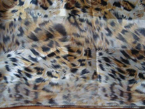 Mascada Tipo Infiniti Estampado Tigre En