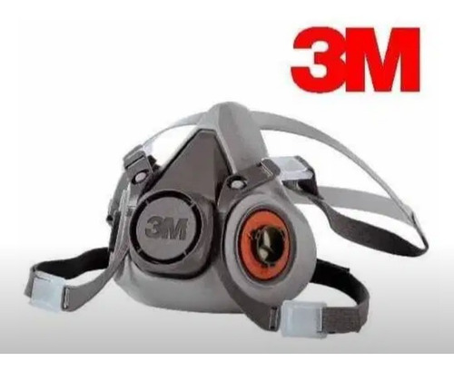 máscara 3m 6300