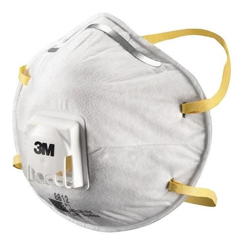 mascara 3m 8812 respiratória de proteção epi valvulado 10pçs