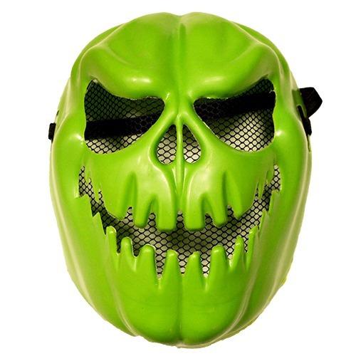 mascara abóbora halloween pentefino