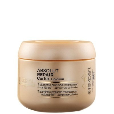 139e9f791 Mascara Absolut Repair Cortex Lipidium Loreal 200g 01/2020 - R$ 96 ...