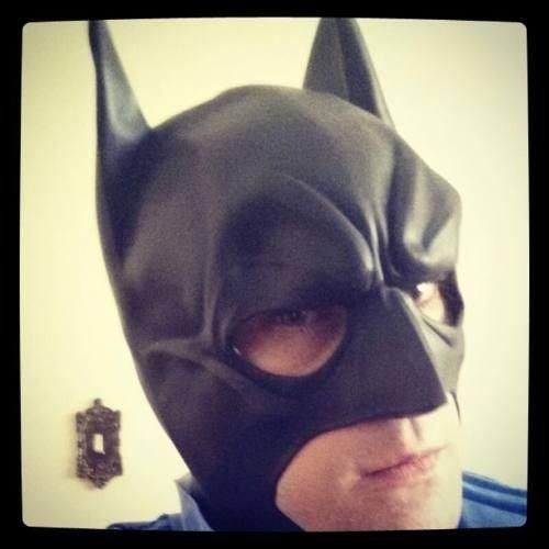 mascara adulto batman festa fantasia cosplay pronta entrega