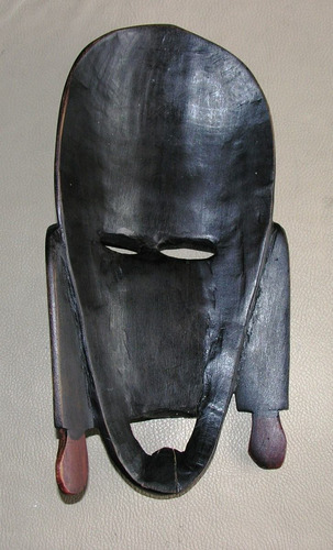 máscara africana 100% auténtica