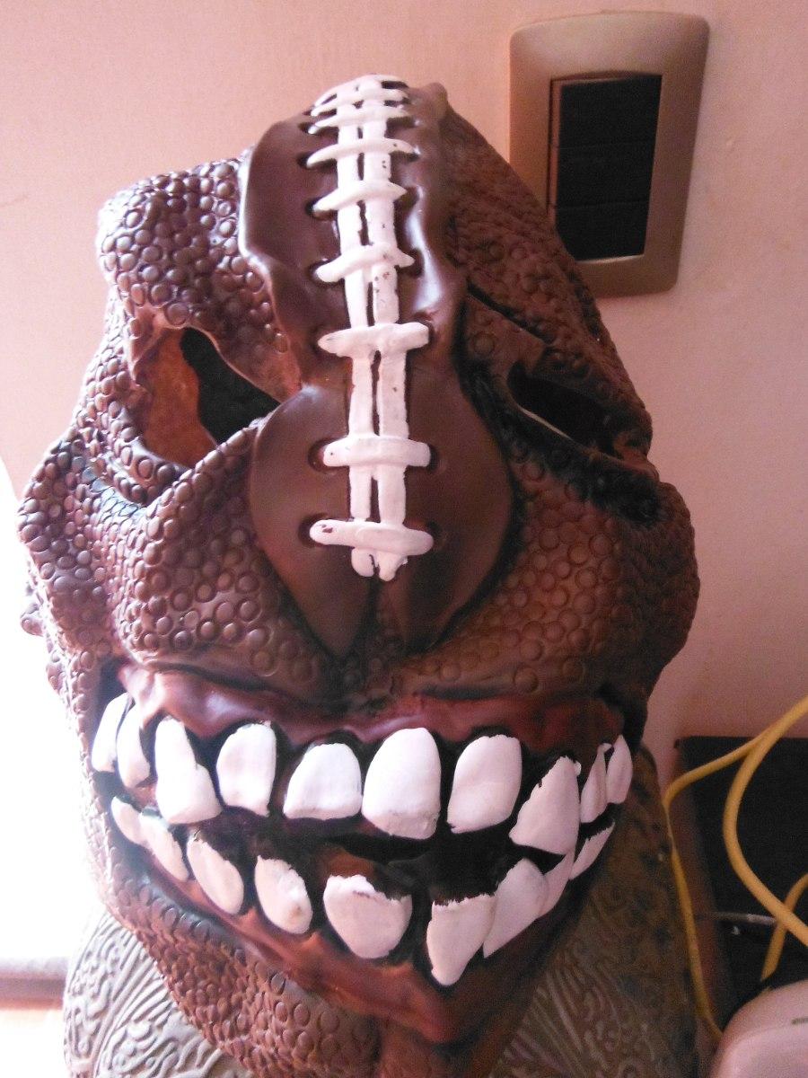 Mascara American Football Halloween Terror Sports Balon Mask ...