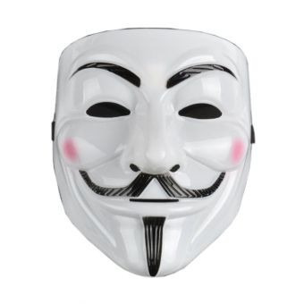 mascara anonymous anonymus v de vendetta halloween