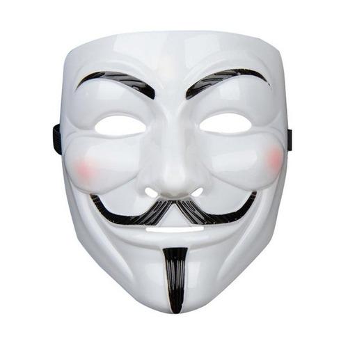 mascara anonymous v de venganza halloween fiestas disfraz