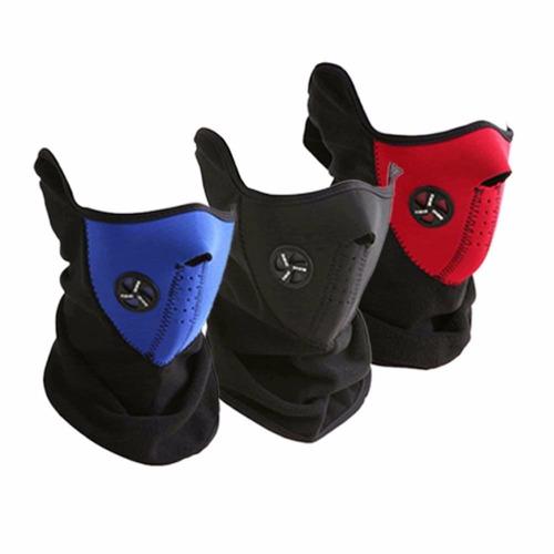 máscara antifaz de neopreno térmica deportes ciclismo moto