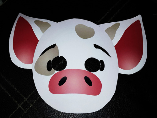 mascara antifaz moana maui hei hei tsum tsum